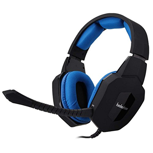 Gaming Headset for PS4 Xbox one PC USB Gaming Headphones for Xbox 360 PS3 with Detachable Microphone Stereo Over Ear