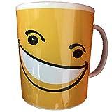 BrolloGroup Tazza con Manico Smile Day Tazze Simpatiche Idea Regalo PS 09370-2003