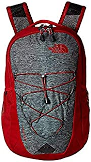 The North Face Jester Mochila, Unisex Adulto, tnfdghr/Crdnlrd, OS