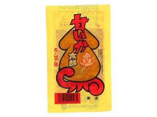 菓道 甘いか太郎 キムチ味 1枚