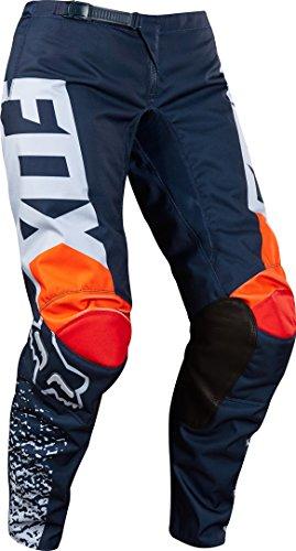 Fox Racing 180 Youth Girls Off-Road Motorcycle Pants - Grey/Orange / 22
