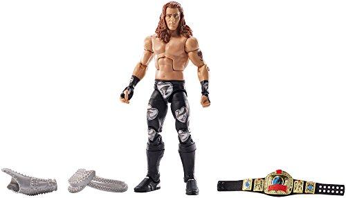 WWE. Elite- Figurine articulée (DYL93)
