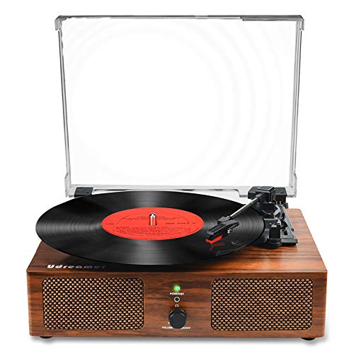 Udreamer -  Vinyl Plattenspieler