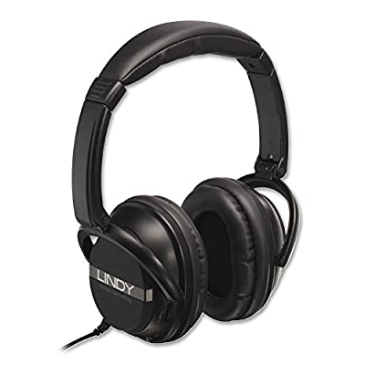 LINDY NC40 Active Noise Cancelling Headphones from Lindy