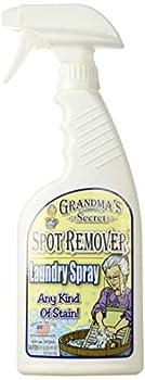 Grandma s Secret GS7001 Laundry Spray 16-Ounce  Red