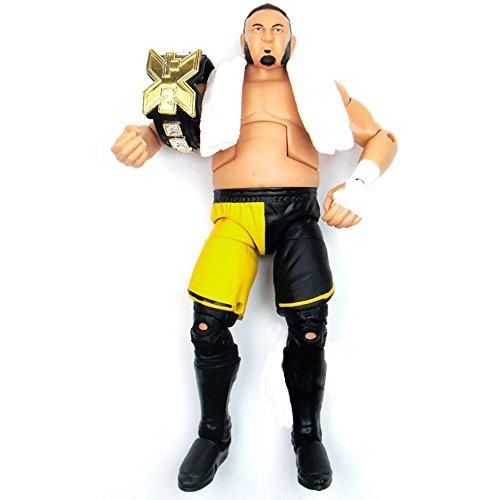 WWE Elite Collection Samoa Joe Exclusive Action Figure (with NXT Championship)