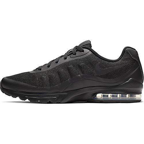 Nike Air Max Invigor U, Scarpe da Corsa Uomo, Nero (Nero-antracite), 46 EU
