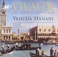 Six Sonatas for Cello Harpsichord & Continuo