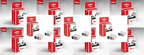 Cartridgex 8 compatibele inktcartridgeset vervanging voor 364XL HP PhotoSmart CN245B draadloze e-In-One printer