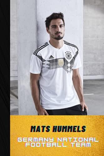 Mats Hummels, Germany national football team: Notebook