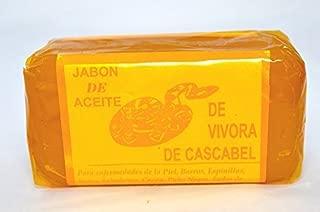 Jabon Aceite De Vibora De Cascabel Pimples, Blackheads, Skin Blemishes by NA