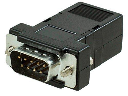 Bluetooth Low Energy RS232 Daten Adapter mit Akku
