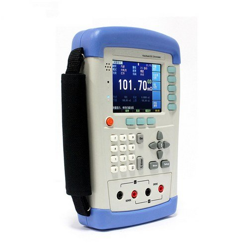 Gowe PDA DC Milliohm Widerstand Messgerät 10micro-200K Ohm