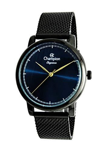 Relógio Analógico, Champion, Feminino, CN24413D, Preto