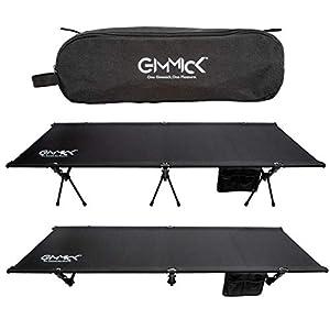 """GIMMICK(ギミック) 2way コット キャンプベッド ブラック GM-CT01BK"""""""
