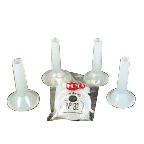 ELMA Juego Embudos Plástico para Máquina Nº32 (4 Piezas), 32