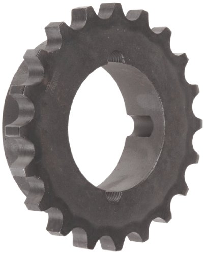 Martin 6020TBH Taper Roller Chain Coupling, High Carbon Steel, Inch, 5 1/2