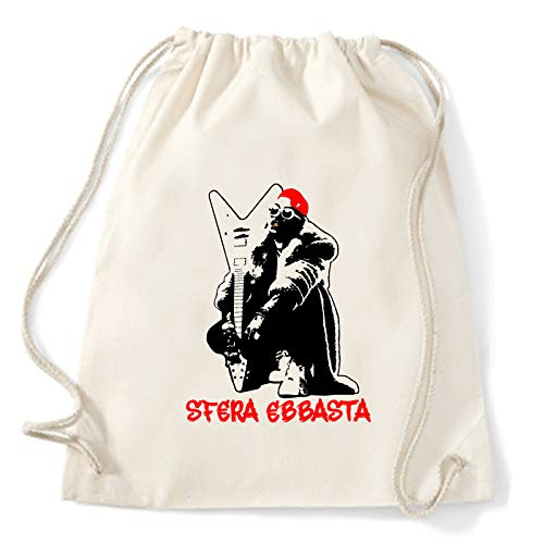 Art T-shirt, mochila bolsa bola Ebbasta bolsa Gym blanco perla (ral 1013) Talla única