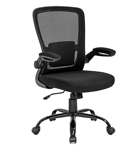 KOVALENTHOR Home Office Chair, Ergonomic Desk Chair, Computer Chair, Task Rolling Swivel Modern High Back and High Mesh, Executive Chair with Adjustable Lumbar Support Arms Headrest
