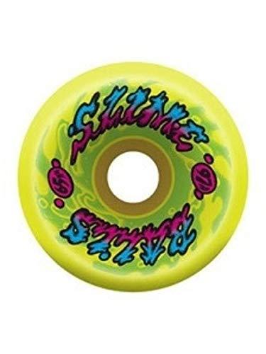 Santa Cruz Skateboards Rollen Slimeballs, Big Balls Gelb, 65mm