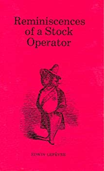 Paperback Reminiscences of a Stock Operator Book