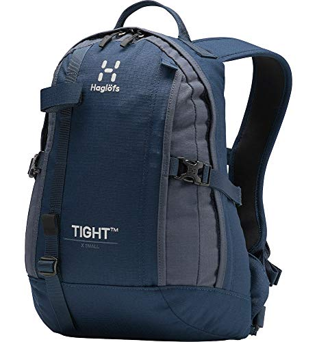 Haglöfs Tight X-Small Mochila, Adultos Unisex, 4F6-Tarn Dense Blue, Talla Única