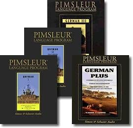 Pimsleur Comprehensive German Level 1 2 3 4 53 Cd Audio Cd product image
