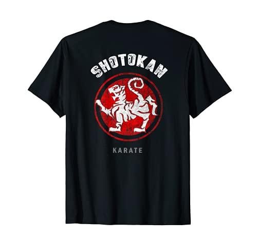 Shotokan Karate, Back-print T-Shirt