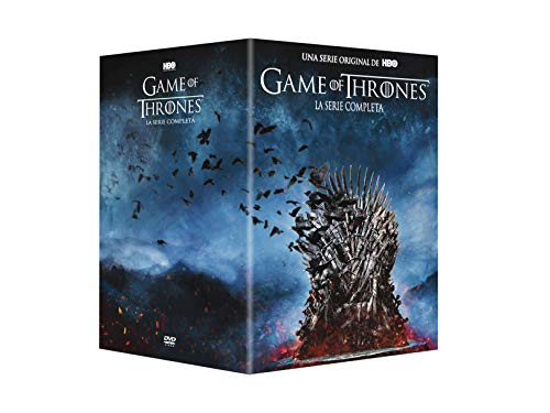 DVD - GAME OF THRONES ALL SEASONS S.1- S.8