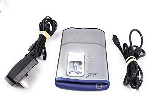 Iomega ZIP 750 - ZIP drive - external - ZIP - 750 MB - Hi-Speed USB