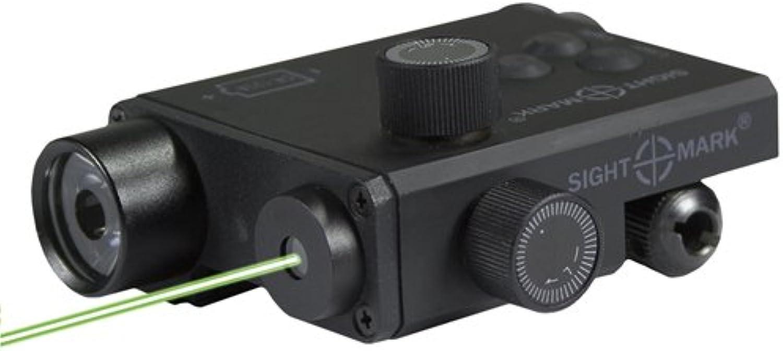 Sightmark LoPro Combo Green Laser 220 Lumen Flashlight