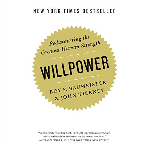 Willpower cover art