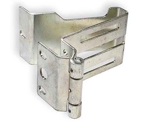 Hormann - Soporte de rodillo tipo 6 para serie 50 (puertas industriales y galvanizadas, para puerta de mimbre con umbral de trípode de 5510 mm de anchura de puerta/Art.nr. : 3093587