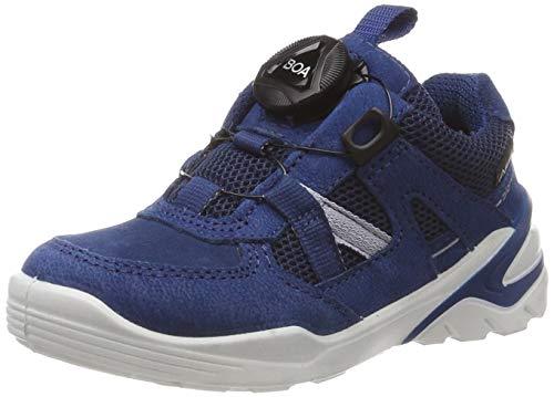 ECCO Jungen Biom Vojage Sneaker, Blau (Poseidon/Poseidon 50139), 31 EU