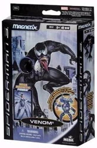 excelentes precios Mega Bloks Marvel Magnetic Figure - - - Venom [Toy]  te hará satisfecho