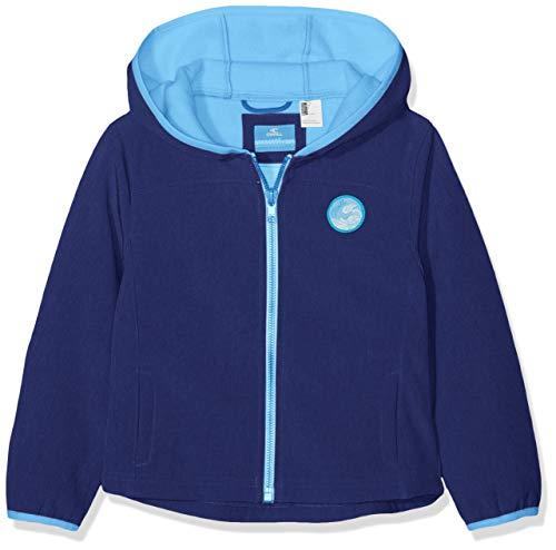 O'Neill Mädchen PG Softshell Jacke, Blau (Aerial Blue), 140