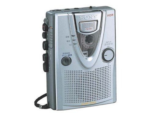 SONY カセットコーダー TCM-400 C TCC