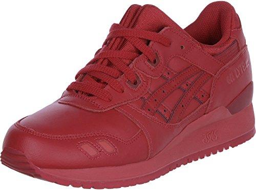 ASICS Gel-Lyte III red/red