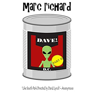 DAVE! (A Novel from the Future) Part 2: D.C. audiobook cover art