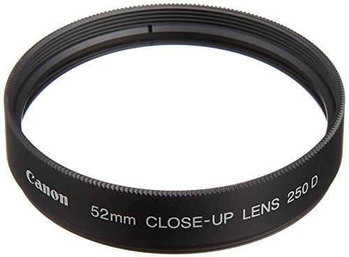 Canon 250D Filtro de Efectos para Objetivos de Cámara Canon PowerShot CZ6-5290, Negro