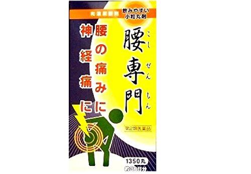松本製薬工業 第2類医薬品 腰専門 1350丸
