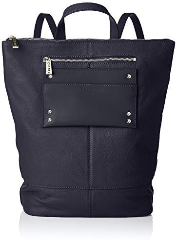 Liebeskind Berlin Damen Backpackm Leisur Rucksackhandtasche, Blau (Navy Blue), 11x48x36 cm