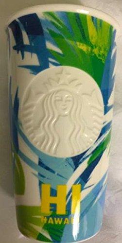 スターバックス ダブルウォールマグ ハワイ スタバ 陶器 セレブ愛用 Starbucks Tumbler