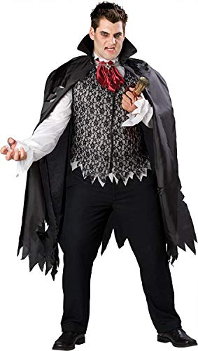 Costumes pour toutes les occasions IC15013XXL 2T-Grand Vampire B SLAYED adultes 2B