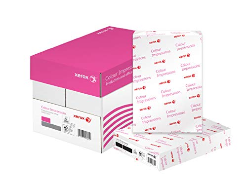 Xerox 6 un. Resmas 125 Fls Papel A3 Colour Impressions 250g - XER003R97671