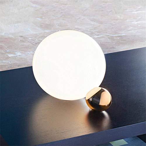 Tafellamp JFHGNJ glazen lamp nachtlampje post modern woonkamer slaapkamer decoratie tafellamp decoratie