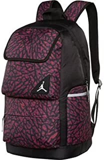 ecece43abf3 NIKE Gym Red Elephant Air Jordan Jumpman All World Gym School Laptop Bag  Backpack Books Sports