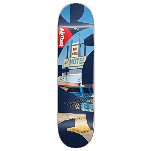 Almost Fleabag R7 Skateboard Deck 8.375 inch Max Geronzi
