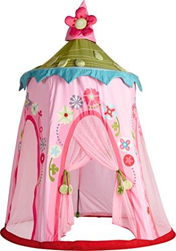 HABA 301173 – Tente de Jeux de Fleurs Couronne Meubles pour Enfants