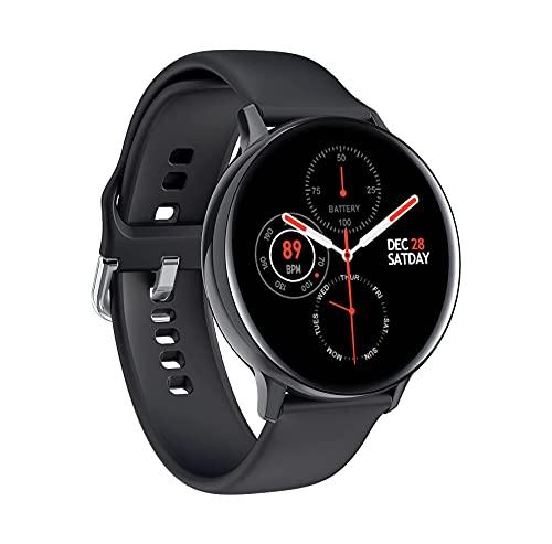 Smart Watch Fitness Tracker Pedómetro Smart Sports Pulsera Mensaje Mensaje en tiempo real Recordatorio de llamadas de 1.4 pulgadas Pantalla de HD de tacto completo IP68 Natación impermeable Smartwatch